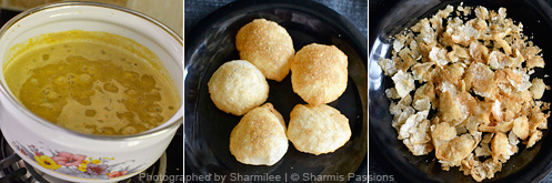 Masala Puri Chaat Recipe - Step4