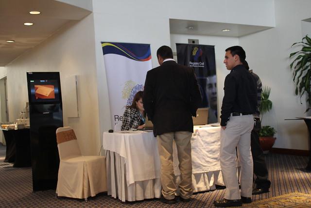 SEGURINFO Ecuador 2012