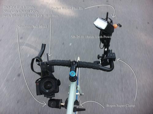 Bike Rig Setup Shot