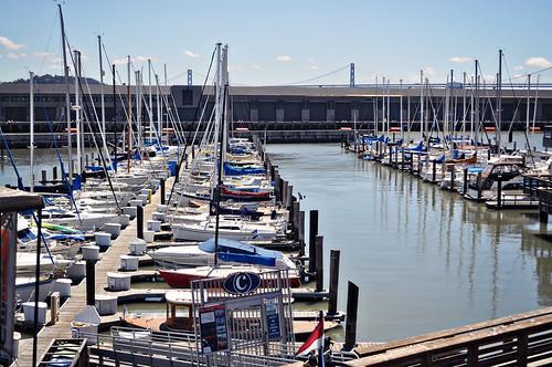 Marina on the Wharf