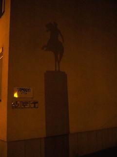 Szeged shadow