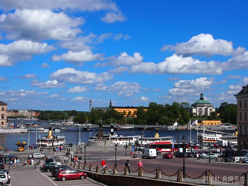 the Old Town, Stockholm, Sweden