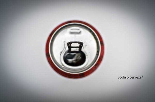 264/366: ¿cola o cerveza?