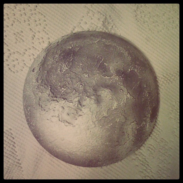 """Moon in My Room""...the most amazing thing!"
