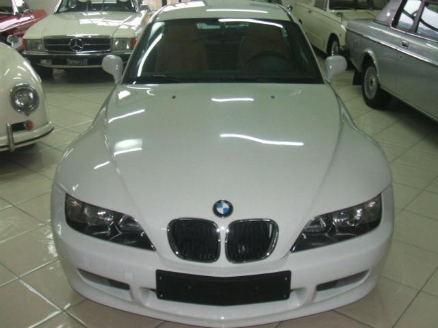1999 BMW Z3 Coupe | Alpine White | Walnut | Automatic Transmission | Sunroof Delete