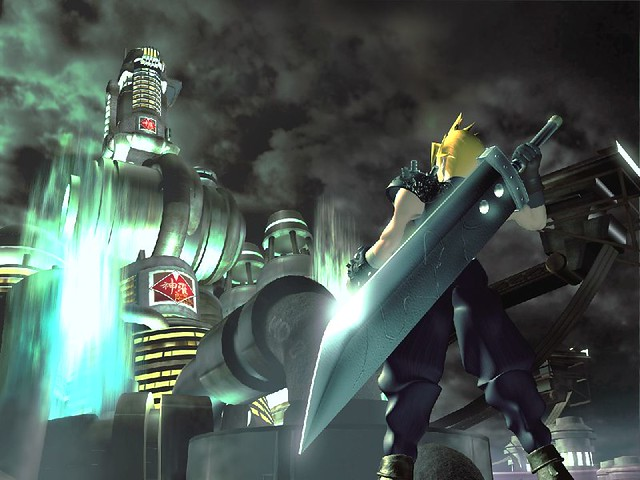 Final Fantasy VII Digital Download Re-Release Coming to PC