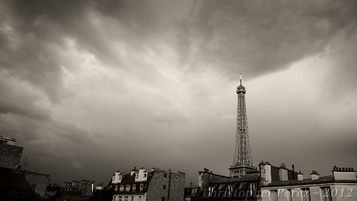 Paris Thunderstorm