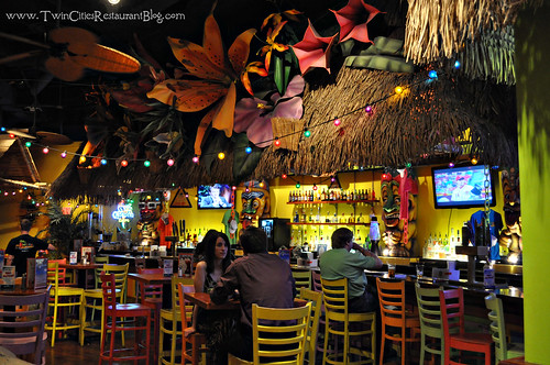 Bar Area at Kokomo's Island Cafe ~ Mall of America, MN