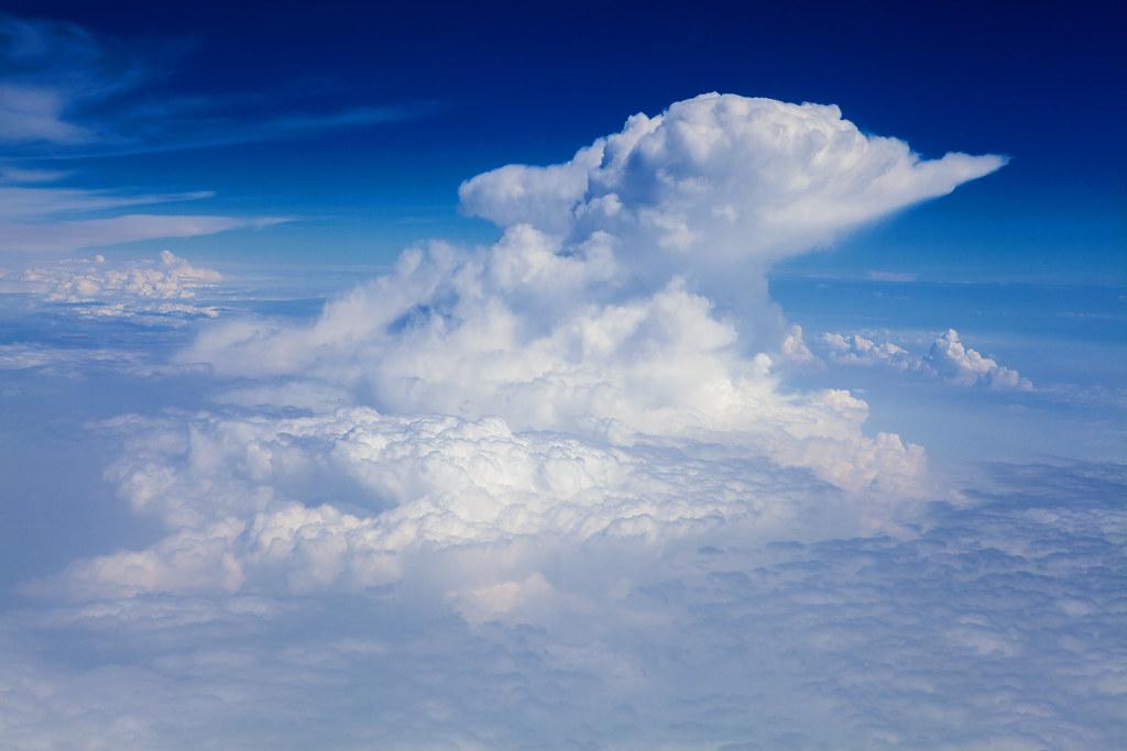 Фотографии неба, облака