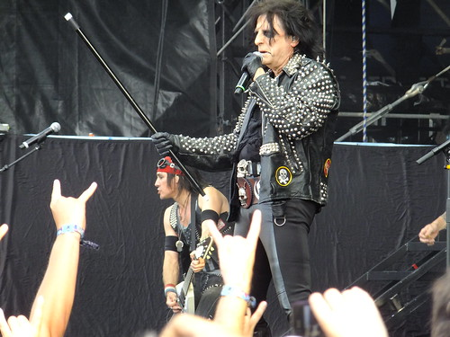 Alice Cooper at Ottawa Bluesfest