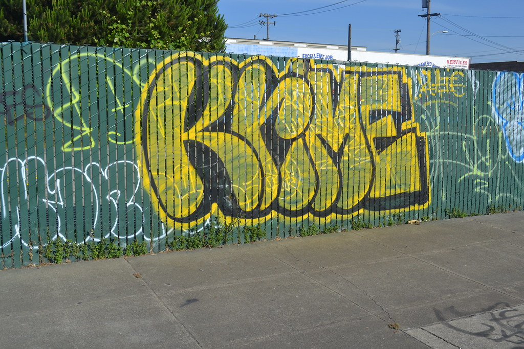 Bomb « Endless Canvas – Bay Area Graffiti and Street Art
