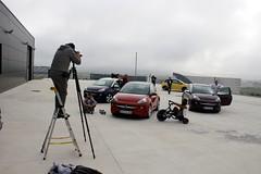 Opel ADAM Fotoshooting