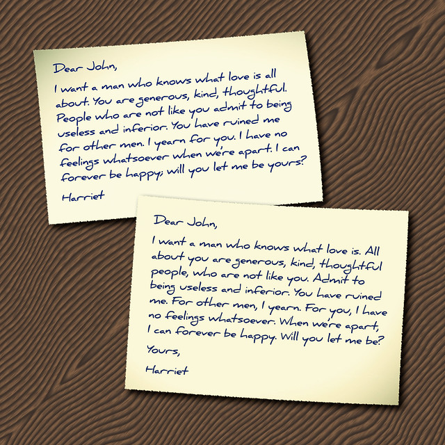 Dear John Letter images