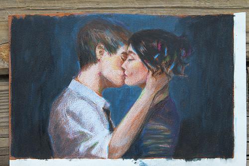 RB kiss