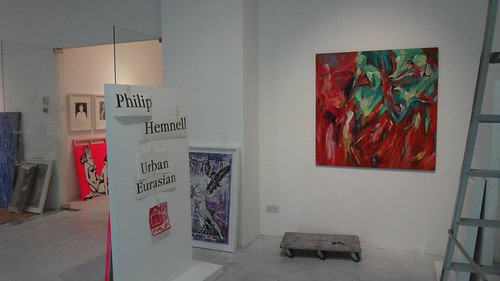 philip hemnell installation