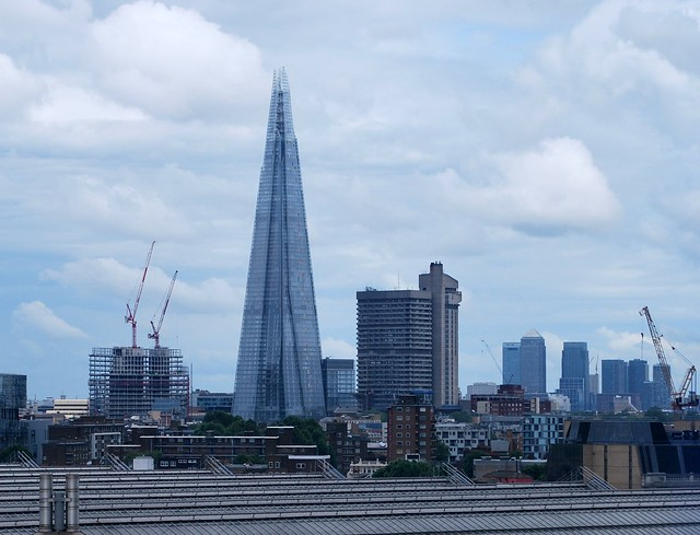 Shard from Park Plaza Hotel