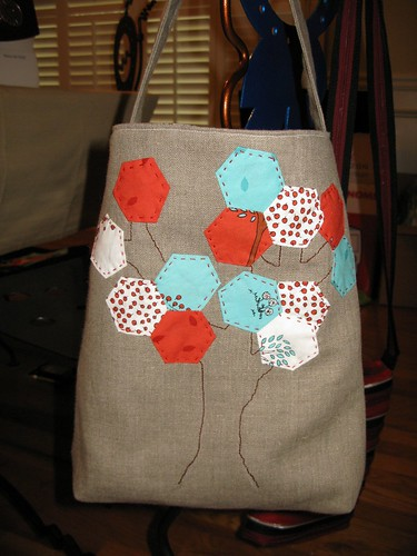 Hexy tree bag