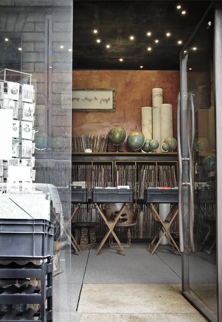 Print shop - Rue Vivienne