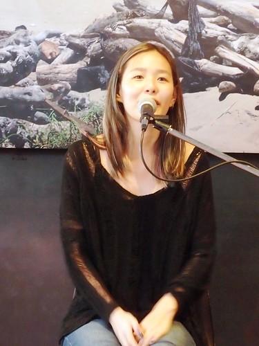 創作歌手張懸目前適逢唱片宣傳期,仍抽空來到記者會,呼籲全民共同關心環境保育、土地正義。