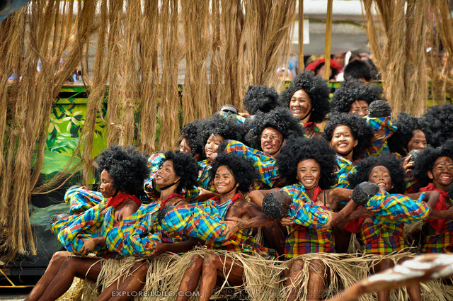 Dinagyang 2011 - Ati Competition - Tribu Salognon (901)