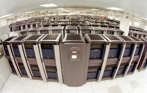 2008 Blue Mountain Supercomputer
