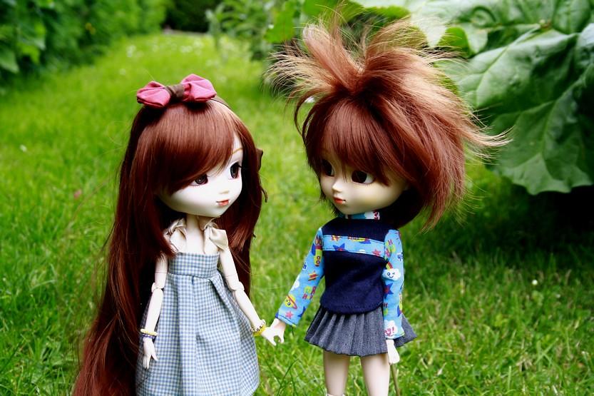 Sigourney & Hannah | Pullip Assa & Nina
