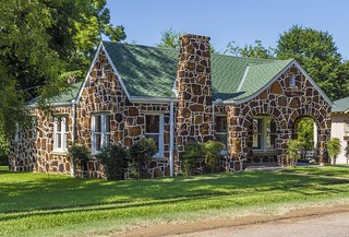 Texas Sandstone House-1.jpg - Best Viewed Large.