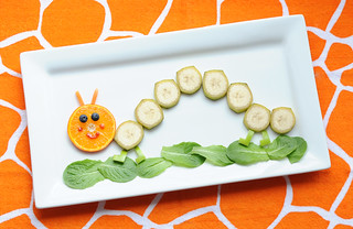 cutefoodcaterpillar