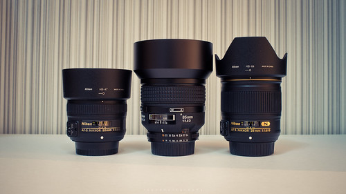 Lenses Trilogy