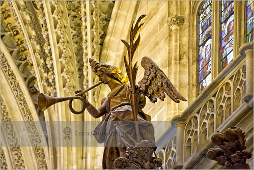 Angels singing | Sevilla Cathedral