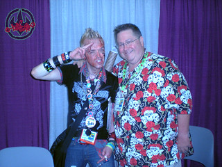 San Diego Comic-Con 2012; Tokka & SCOTT SHAW