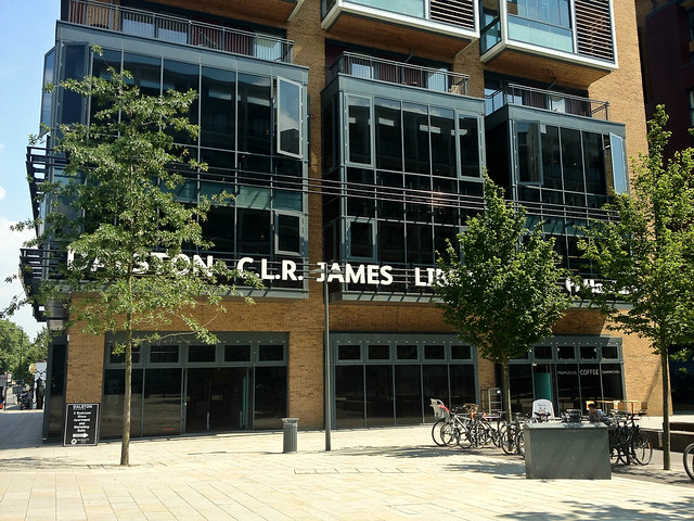 Dalston CLR James Library