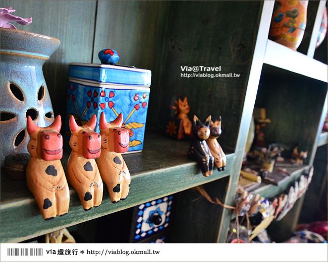 【台東民宿】台東願井民宿~在藍天下遇到南法風的浪漫莊園22