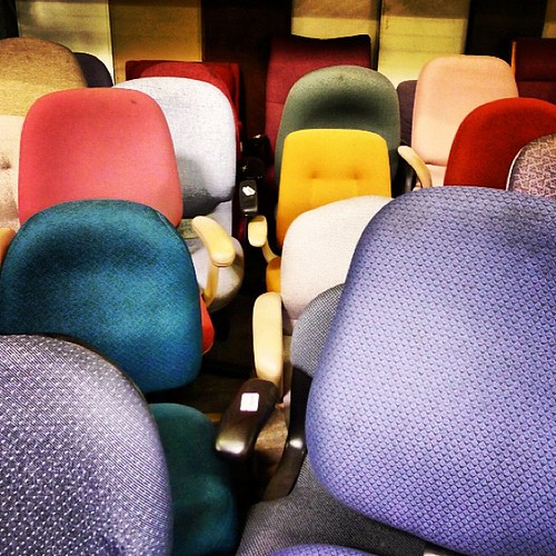 Have a seat #austin #surplus