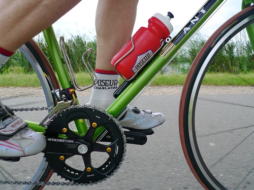 henry's ANT road bike crank
