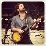 @Dawes gets everybody singing at @NewportFolkFest - by @WFUV