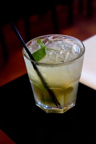 Gin Gin Mule at Emilia Romagna