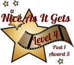 Nice s It Gets Level 4 award
