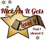 Nice s It Gets Level 4 award