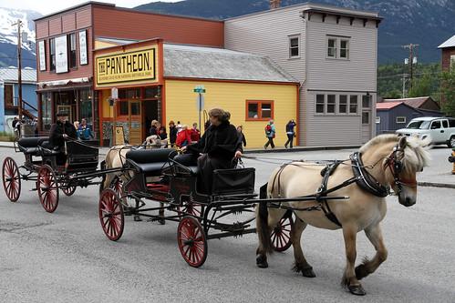 Skagway - Pony Limos