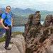 Stac Pollaidh (hike) - Summit by Anthony Round