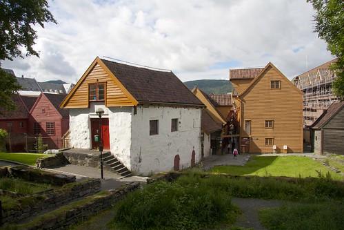 12 Parte de atrás del Bryggen