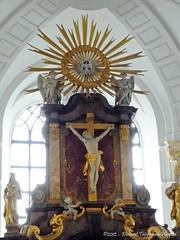 Sint-Michielskerk in Hamburg / Sint-Michiels church in Hamburg