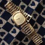 Lanvin watch from estate sale in Huntington