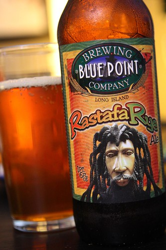 Blue Point Brewing Company Rastafa Rye