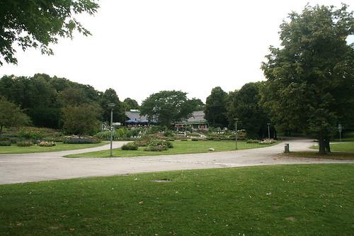 Restaurant Rosengarten - Westpark