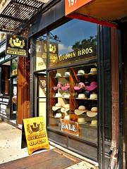 Goorin Bros., 195 5th Avenue, Park Slope, Brooklyn, New York