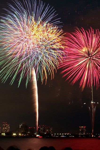 like a Rainbow - Tokyo Bay Great Fireworks 2012 -東京湾大華火祭