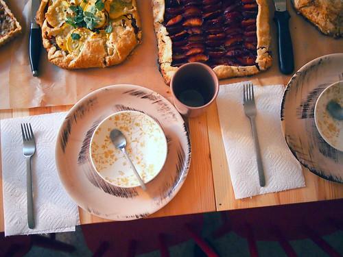 Pie Dinner 2012