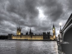 Palace of Westminster (HDR)